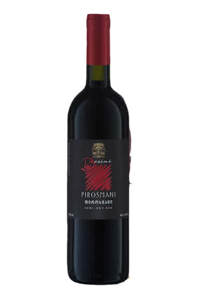 Pirosmani Semi Dry Red