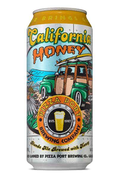 Pizza Port California Honey Blonde Ale