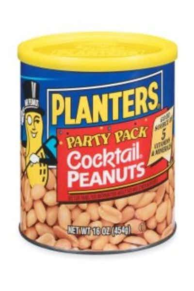 Planters Cocktail Peanuts