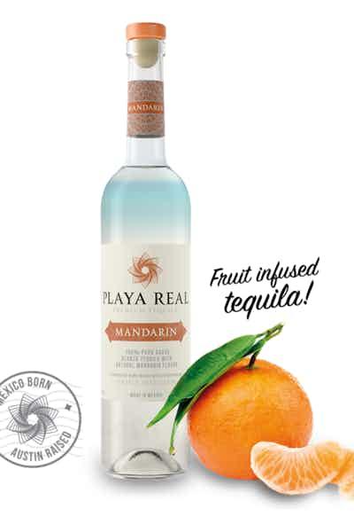Playa Real Mandarin Tequila