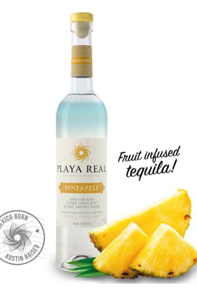 Playa Real Pineapple Tequila
