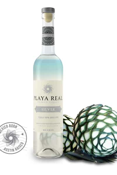 Playa Real Silver Tequila