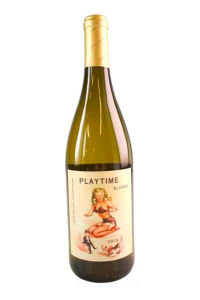 Playtime Blonde