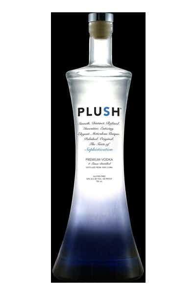 PLUSH Straight Vodka