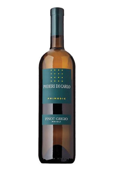 Poderi Di Carlo Pinot Grigio Friuli
