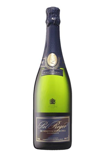 Pol Roger Cuvée Sir Winston Churchill Champagne 1999