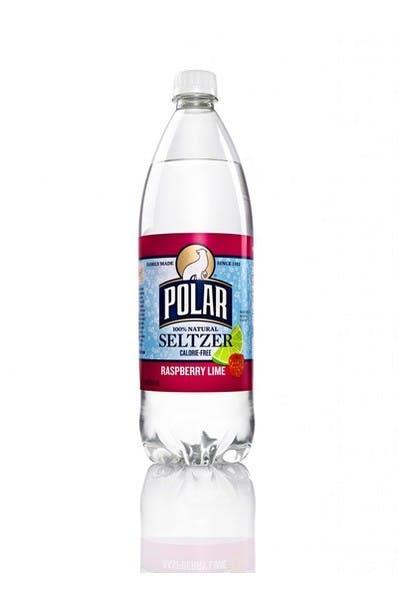 Polar Raspberry Lime Seltzer