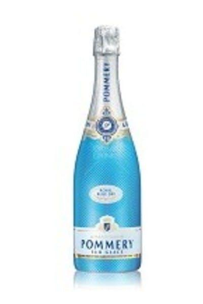 Pommery Blue Sky Demi Sec Champagne