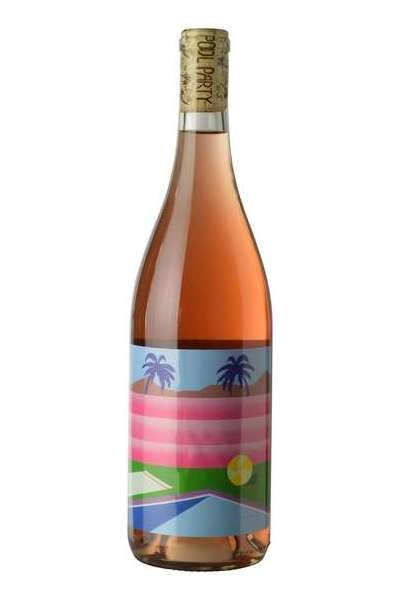 Pool Party Rosé 4pk 250ml Cans