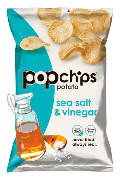 Pop Chips Salt & Vinegar
