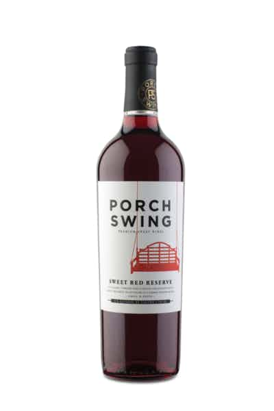 Porch Swing Sweet Red Reserve