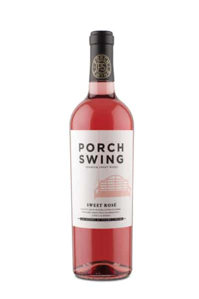 Porch Swing Sweet Rosé