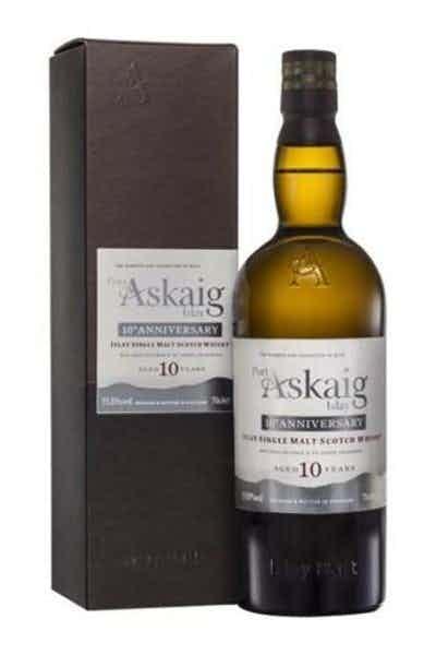 Port Askaig 10 Year Islay Scotch