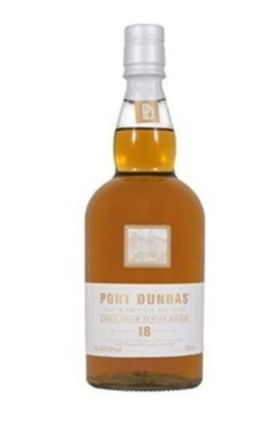 Port Dundas 18 Year Scotch