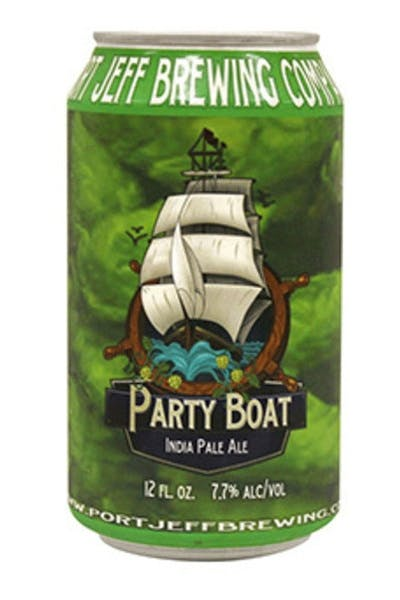 Port Jeff Party Boat IPA