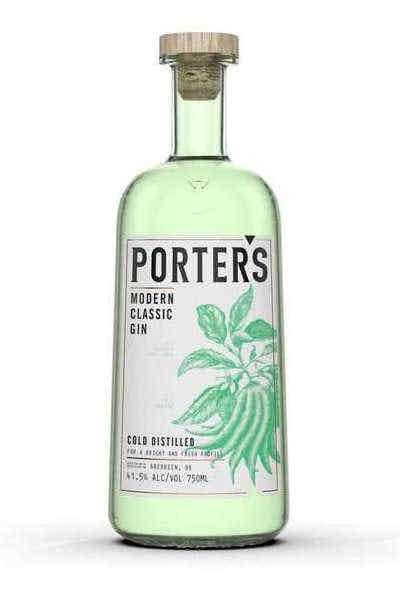 Porter's Gin Modern Classic Gin