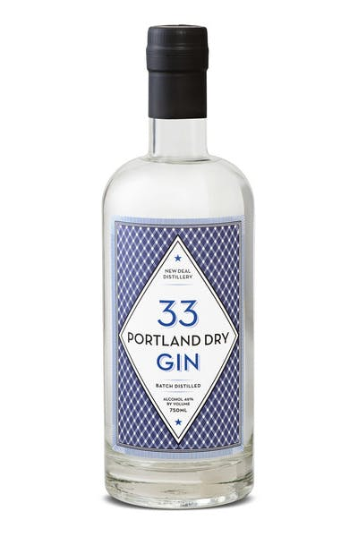 Portland Dry Gin #33
