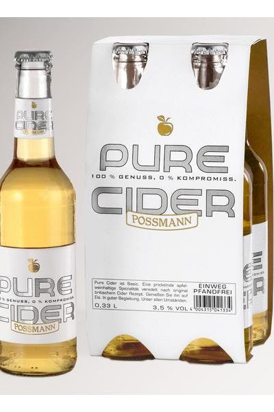 Possmann Pure Cider Apple