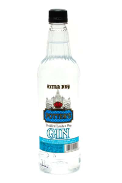 Potters London Dry Gin