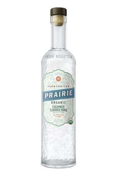 Prairie Organic Cucumber Flavored Vodka