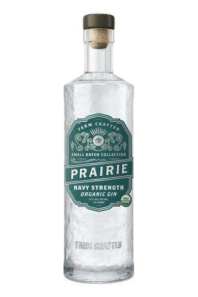 Prairie Organic Navy Strength Gin
