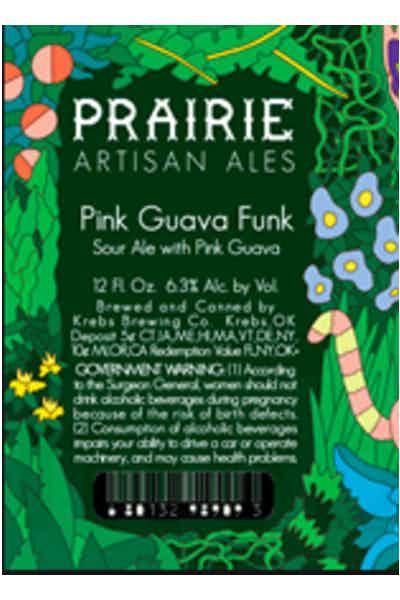 Prairie Pink Guava Funk