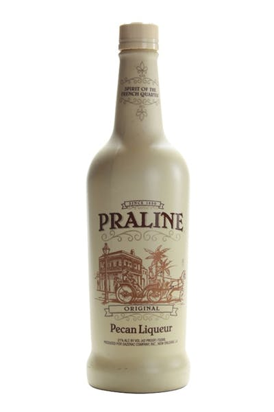 Praline Pecan Liqueur