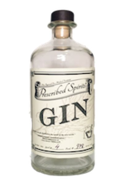 Prescribed Spirits American Gin