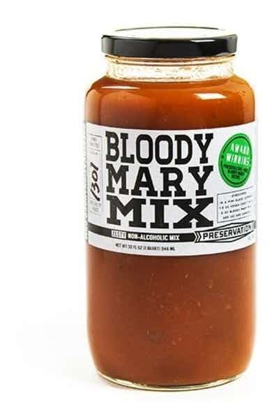 Preservation Bloody Mary Mix