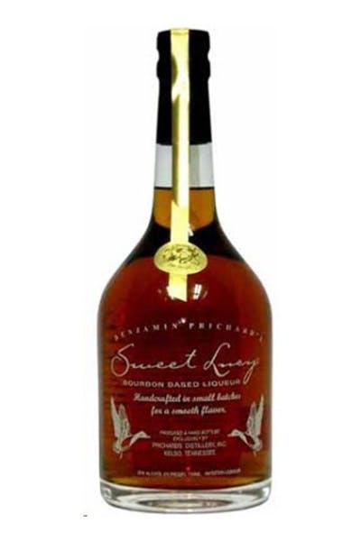 Prichard's Bourbon Liqueur Sweet Lucy