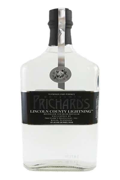 Prichards Lincoln County Lightning Corn Whiskey