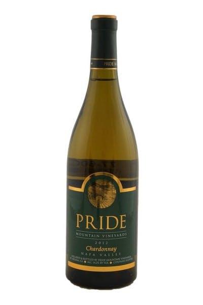 Pride Mountain Chardonnay 2013