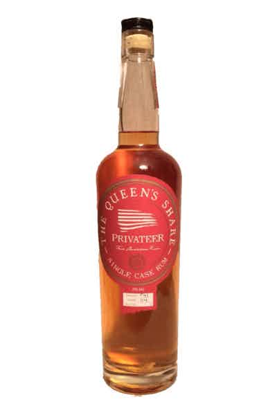 Privateer The Queens Share Single Cask Rum