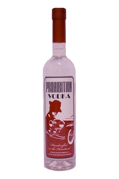 Prohibition Vodka