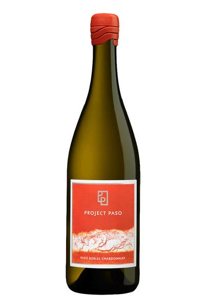 Project Paso Chardonnay