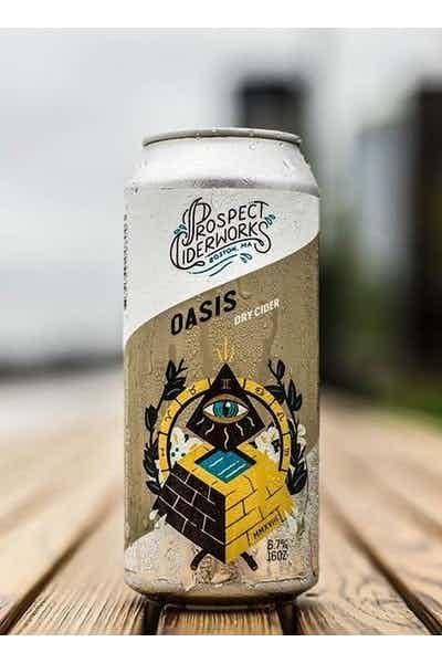 Prospect Ciderworks Oasis