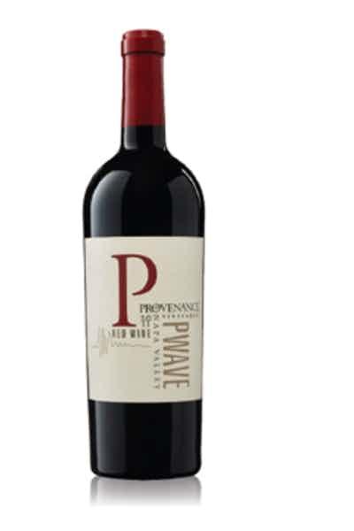 Provenance Pwave Red
