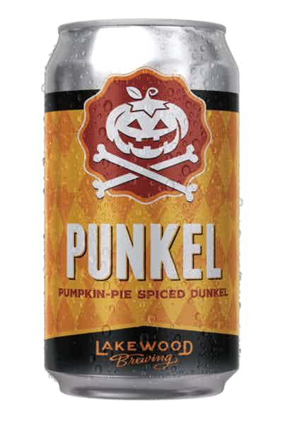 Lakewood Punkel Pumpkin Pie Spiced Dunkel