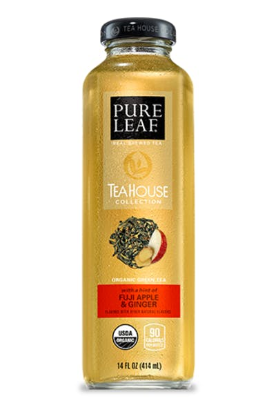 Pure Leaf Fuji Apple & Ginger Iced Green Tea