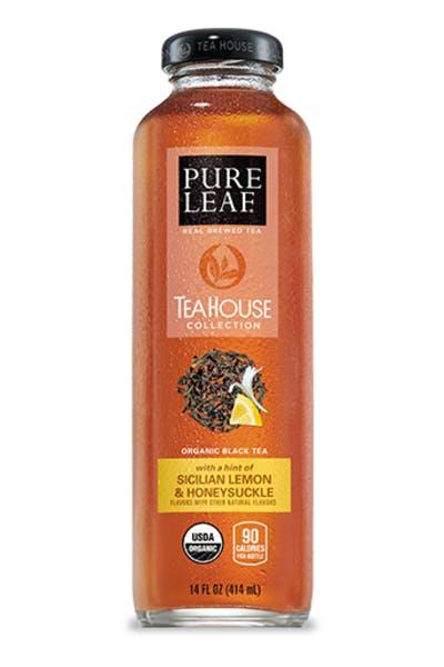 Pure Leaf Sicilian Lemon & Honeysuckle Iced Black Tea