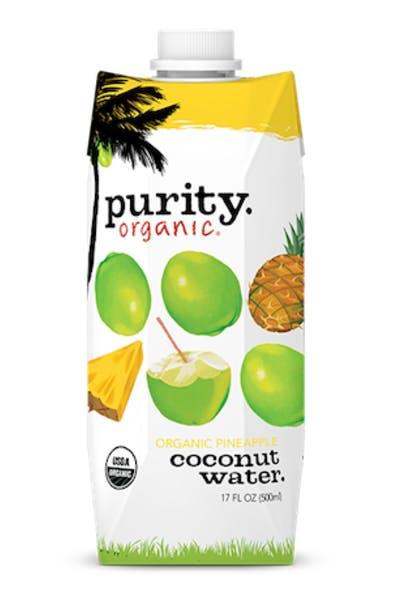 Purity Organic Pineapple Coconut Water