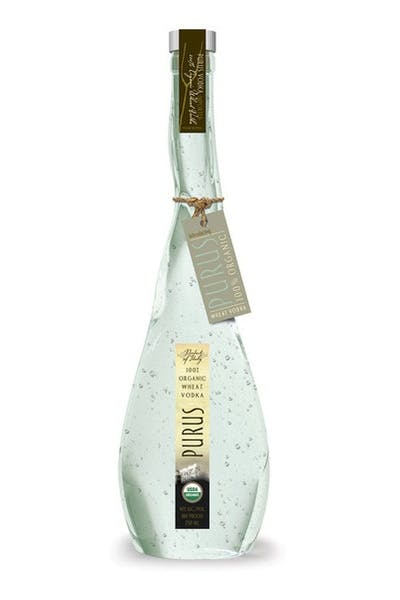 Purus Organic Vodka