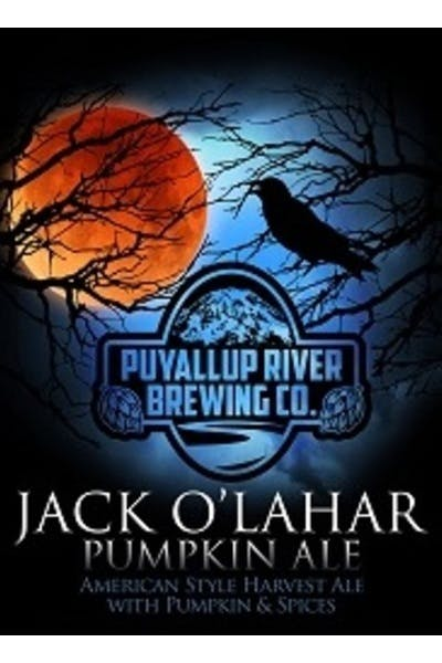 Puyallup River Jack O'lahar Pumpkin Ale