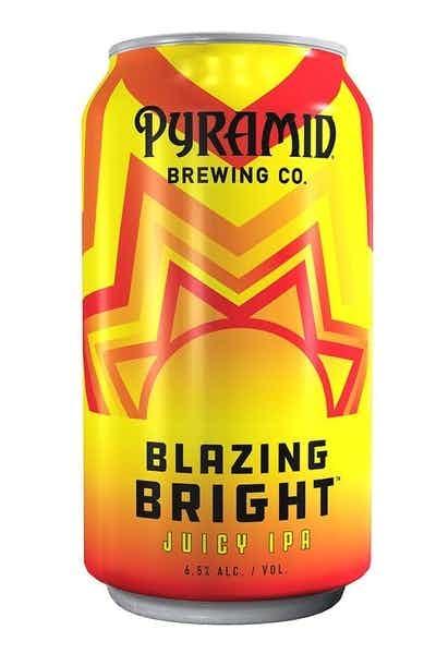 Pyramid Blazing Bright Juicy IPA
