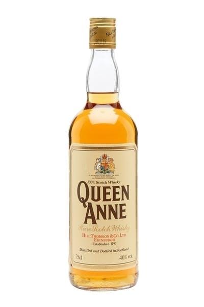 Queen Anne Scotch