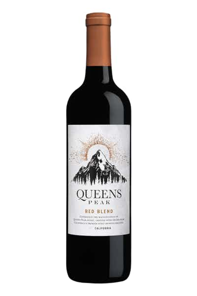 Queens Peak Red Blend