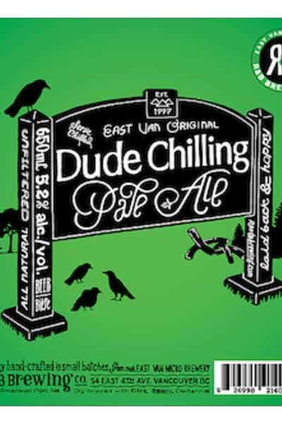 R&B Dude Chilling Pale Ale