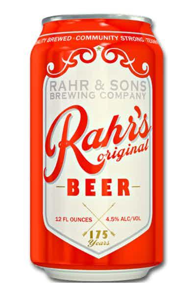 Rahr's Original