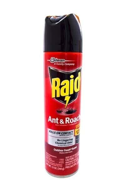 Raid Ant and Roach Outdoor Fresh Scent