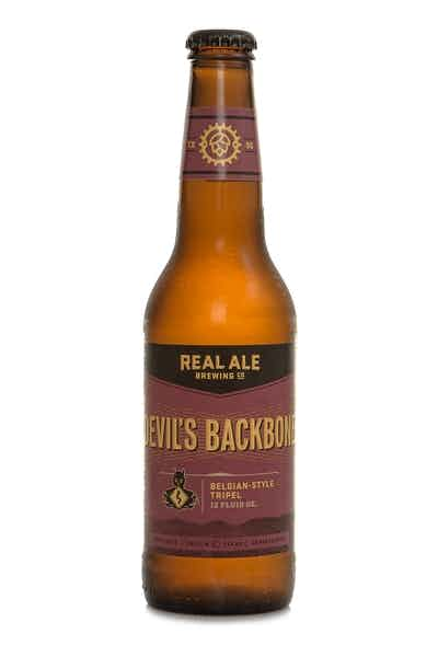Real Ale Devil's Backbone